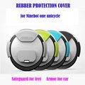 Protector de goma Kit de cubierta para Ninebot uno S2/A1 feetpain calmante suave prodector monociclo scooter protección Armadura