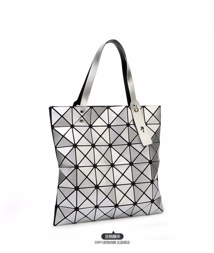 Women-Geometric-Plaid-Bag-Folded-Madam-Casual-Tote-Top-Handle-Distortion-Package-Shoulder-Bag-Bao-Bao-Pearl-BaoBao_06