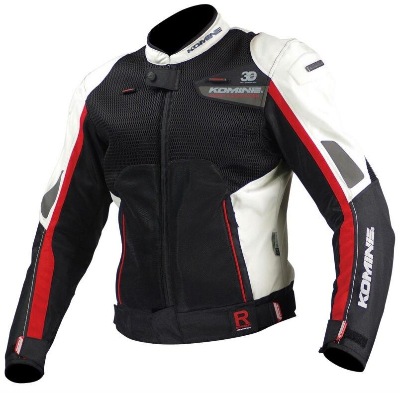 KOMINE JK-092 R Spec Sports Mesh Jacket Lombardo a