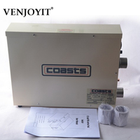 Новый нагреватель 5.5KW 220 В бассейн обогреватель с CE, гарантия 1 год инструмент части