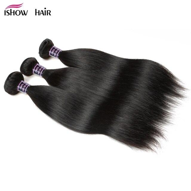 Straight Hair Weave 4