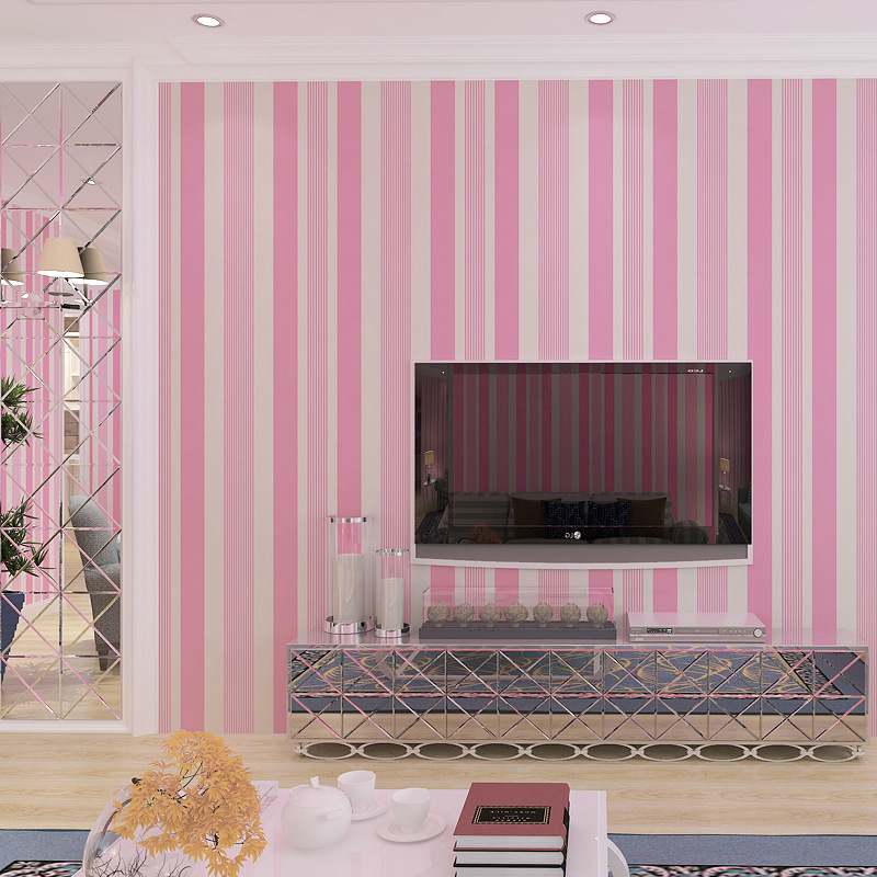 Fine Wallpaper Ideas For Living Room Feature Wall Photo - Living ...