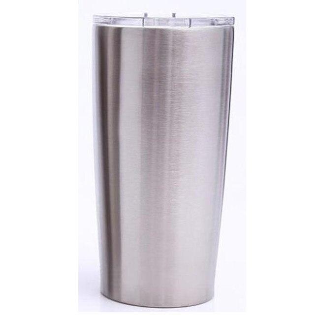 25 piezas 24oz 20oz 16oz vaso de vacío taza de café de acero inoxidable doble pared de vacío aislado tazas de cerveza vasos de vacío tazas-in Tazas from Hogar y Mascotas    3
