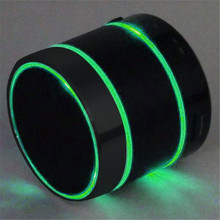Portable Mini Bluetooth Speaker with LED Light,micro SD TF card slot for Mobile Phone Free Shipping FPXA23