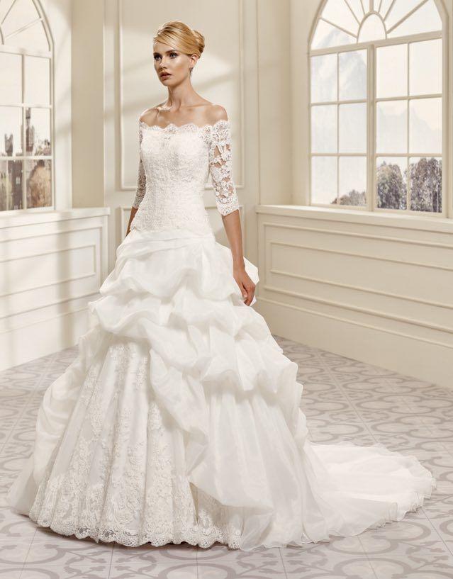 Tznius Wedding Gowns Online. Fabulous Modest Wedding Dresses With ...