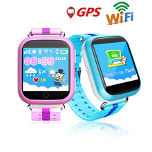 Gps tracker smart uhr baby watchs Wifi touchscreen smartwatch kids Safe Anti-verlorene Überwachen SOS Anruf Location tragbare geräte