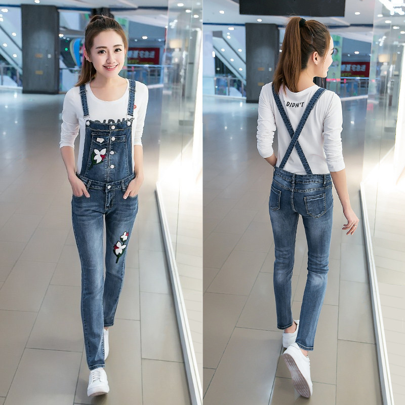 2017 fashion trends korean - Jean Jumpsuits For Girls Www Imgarcade Com Online