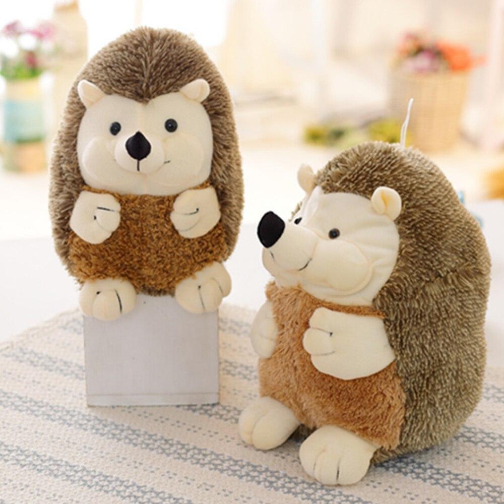 Hedgehog Plush Toys Animal Plush Toy Doll Kawaii Soft High Quality Home Decoration Gift for Kids Girls Dolls Toys