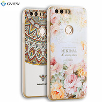 Super 3D Relief Printing Clear Soft TPU Case For Samsung Galaxy Note 4 N9100 Phone Bag