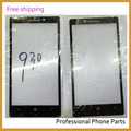100% Genuine For Nokia Lumia 930 929 N930 Front Glass Lens Out Screen With Tool , Free shipping