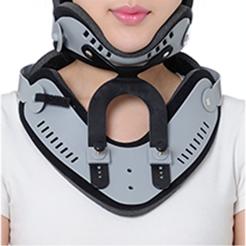 Adjustable Cervical Collar Neck Brace Provides Neck Support Relief from Neck Pain and Assist Recovery from Neck Injury / Surgery hot sale philadelphia cervical collar imported materials neck brace support