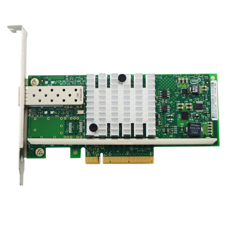 все цены на 10G Fiber LC Ethernet Server Adapter for 82599 Chipset E10G41BTDA X520-DA1 Free Shipping онлайн