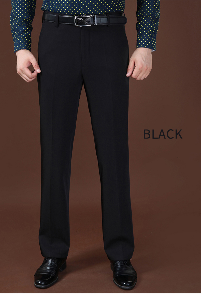HTB1 zJyXv9TBuNjy0Fcq6zeiFXaQ Plus Sizes 40 42 44 Business Casual Fleece Warm Suit Pants New Straight Formal Male Winter Trousers Plus Thicken Velvet Trousers
