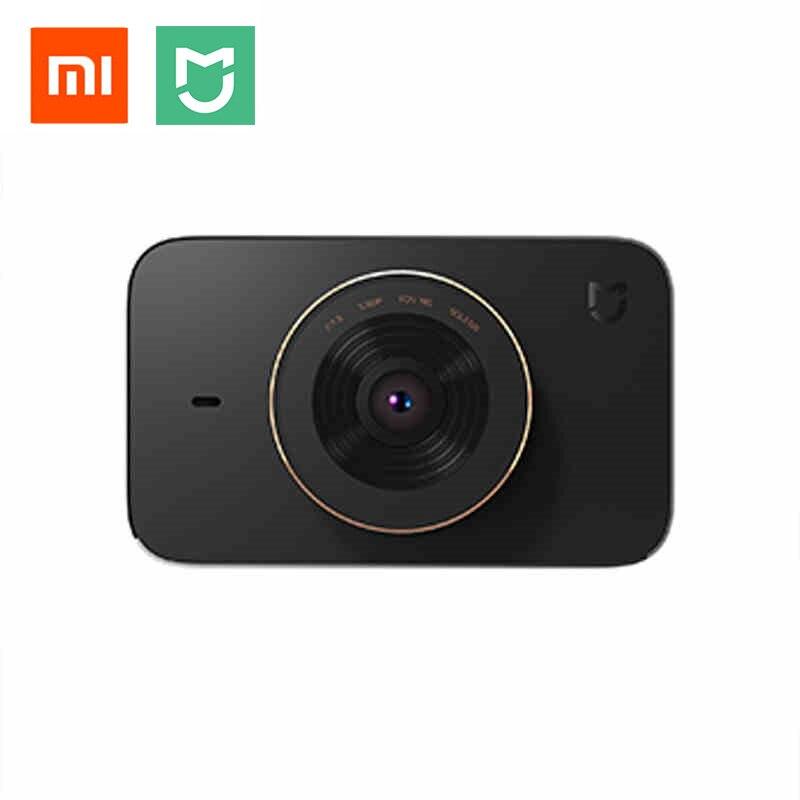 Original Xiaomi Mijia Car DVR Cam F1 8 1080P 160 Degree Wide Angle 3 Inch HD