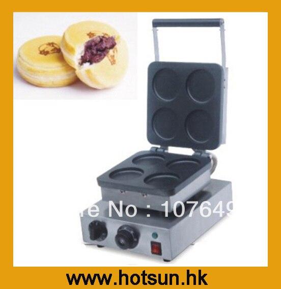 Hot Sale 110v 220V Electric Japanese Red Bean Cake Maker