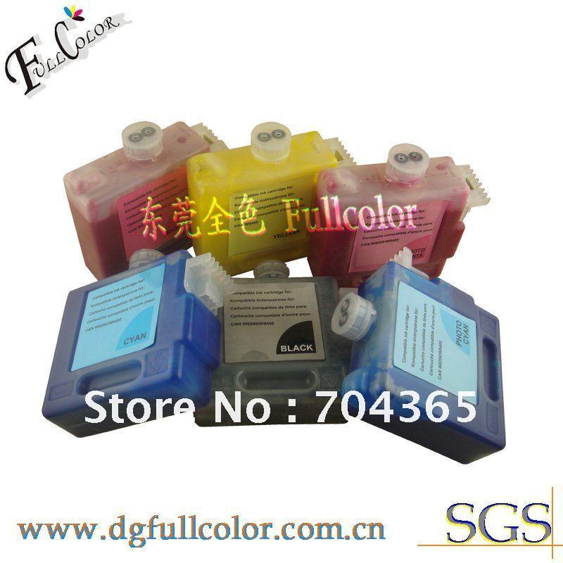 Free shipping  High Quality compatible BCI1421 Ink Cartridge for Canon W7200 W8200  W8400 ink cartridge soobshhenie ot strelkova 25 06 2014 1421
