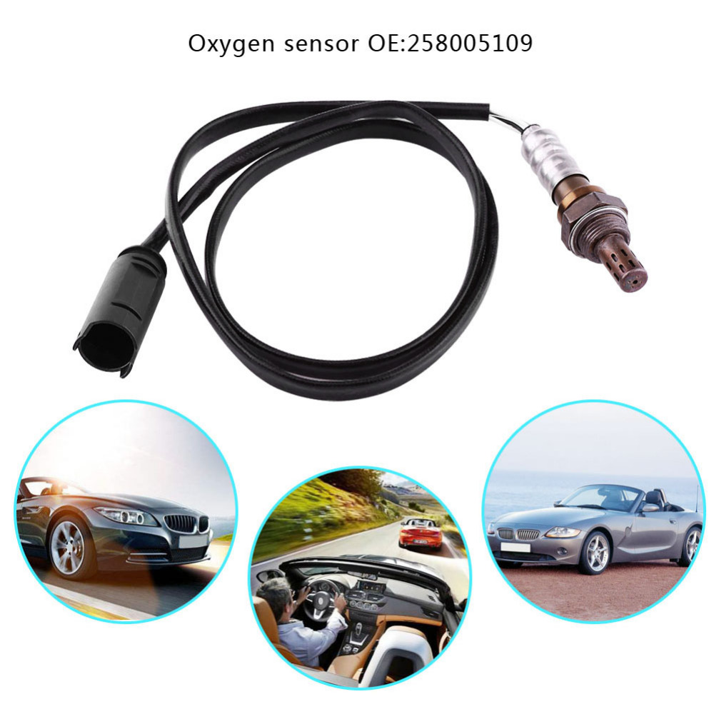 Oxygen Sensor O2 For Bmw 3 Series E46 318i Oem 11787512975 Location Car Interior Design Vehicle Auto Rear E39 E53 E83 E85