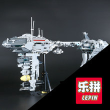 LEPIN 05083 Star 1736Pcs War MOC Series The Nebulon B Medical Frigate Set children Educational Building
