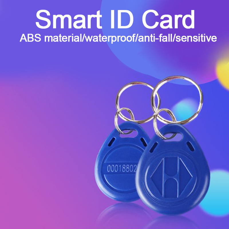 EM4305 T5577 Proximity Duplicator Copy 125khz RFID Rewritable Tag Llaveros Llavero Porta Chave Card Sticker Key Fob Token Ring