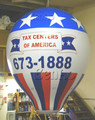 AO313 2.5m H Custom Inflatable Attraction Balloon PVC Helium Balloon China,Commercial custom printed PVC vinyl giant advertising