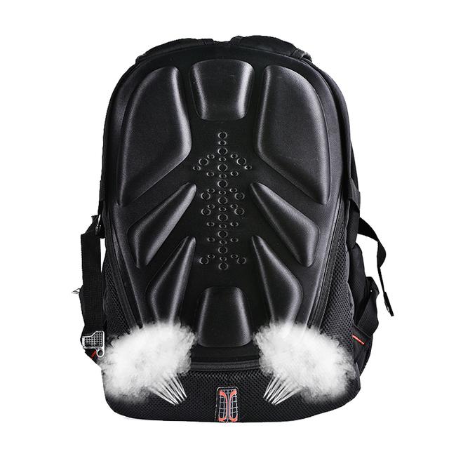 MAGIC UNION Laptop Bag External USB Charge Computer Backpacks Anti-theft Men Waterproof Bags Boy School backpack School bags