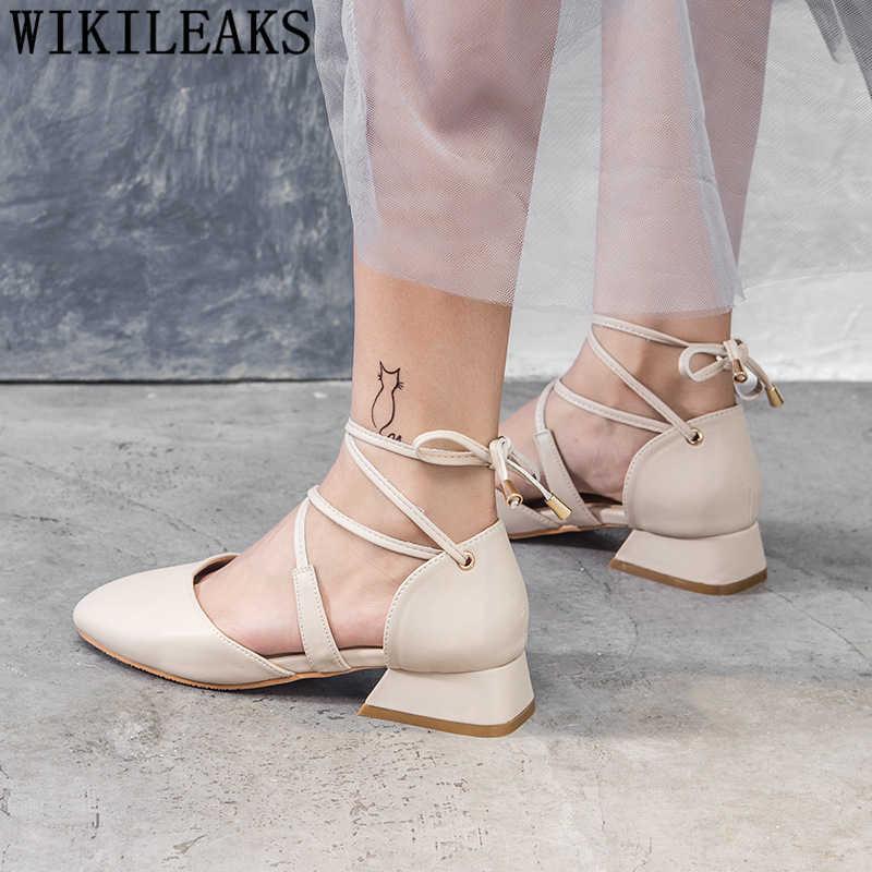 Moda Romana gladiatore scarpe scarpe eleganti per la donna fetish tacchi alti tacco largo di san valentino scarpe escarpins sexy hauts artigli