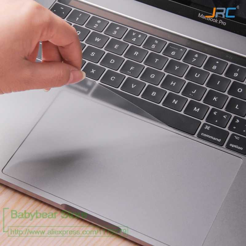 Transparent Touchpad Sticker Protector film For Macbook Pro 13 A1706 Pro 15  A1707 with TouchBar For Mac Book Pro 13 A1708 13 3