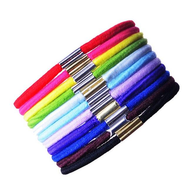 Hair Holders Rubber Band 10Pcs - Best Crossdress  Tgirl Store-1531