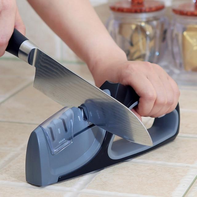 Фото risamsha прямая поставка кухонная 4 ступенчатая точилка для цена