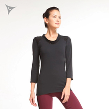 Linebreak Women'S Sport T Shirts Long Sleeve Workout Top Qiuck Dry Yoga Gear Training Clothes Gym Fitness Running Tops Sport Top