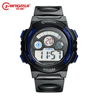 2017 New Brand Watch Students Fashion Electronic Quartz Watches Youth Sports Waterproof Wristwatches Relogio Masculino Clock