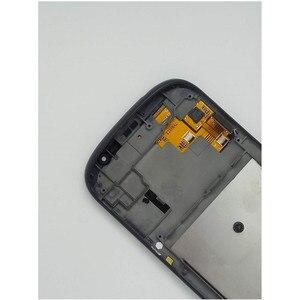 Image 4 - オリジナル黒と Lcd Yotaphone 2 YD201 YD206 液晶ディスプレイデジタイザ + Assemblely + ツール