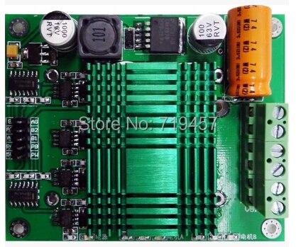 Motor Driver Module DC Motor Controller Dual High Power H Coupler Isolation 100A