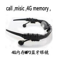 Inteligentne okulary bluetooth słuchawki słuchawki MP3 4G rozmowy telefonicznej muzyka sport sterownik pamięci Stereo bezprzewodowe okulary spolaryzowane