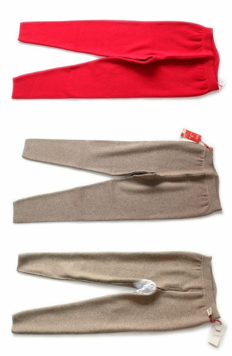 Кашемировая смесь шерсти женские зимние толстые Леггинсы теплые обтягивающие брюки узкие брюки для унисекс EU/L 2XL