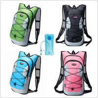 Hydration Backpack Pack With 2L Water Bag Bicycle Cycling Bag Camping Hiking Climbing Hydration Backpack Mountain Climbing Bag
