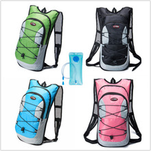 Hydration Backpack Pack With 2L Water Bag Bicycle Cycling Camping Hiking Climbing Mountain