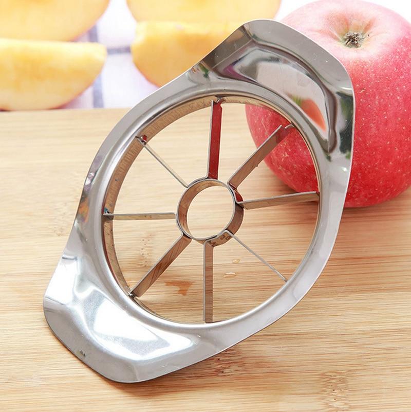 Tool Stainless Steel Manual Slicers Apple Slicer Fruit Vegetable Tools Kitchen Accessories cut fruit Multi-function Gadgets