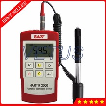 Wholesale HARTIP 2000 Digital Leeb Portable Hardness Tester Price with Bluetooth RS232 Interface No need to set up impact direction