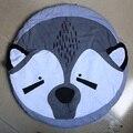 Adorável Animais Koala Urso Acolchoado Tapetes de Jogo Cobertor Do Bebê Tapete Crianças Tapete Decoração do Quarto Da Cama Estilo Nórdico Decoração do Quarto Dos Miúdos