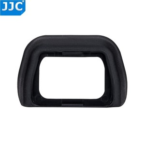 Image 4 - JJC Soft Eyepiece Eye Cup for SONY A6300 A6100 A6000 NEX 6 NEX 7 Replaces FDA EP10 Eyecup dslr FDA EV1S Electronic Viewfinder