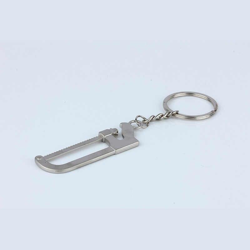 TROCADILHO chave do carro anel cadeia cremação maravilha dos homens bolsa saco acessórios trinket keyholder porte clef chaveiro para homens namorado