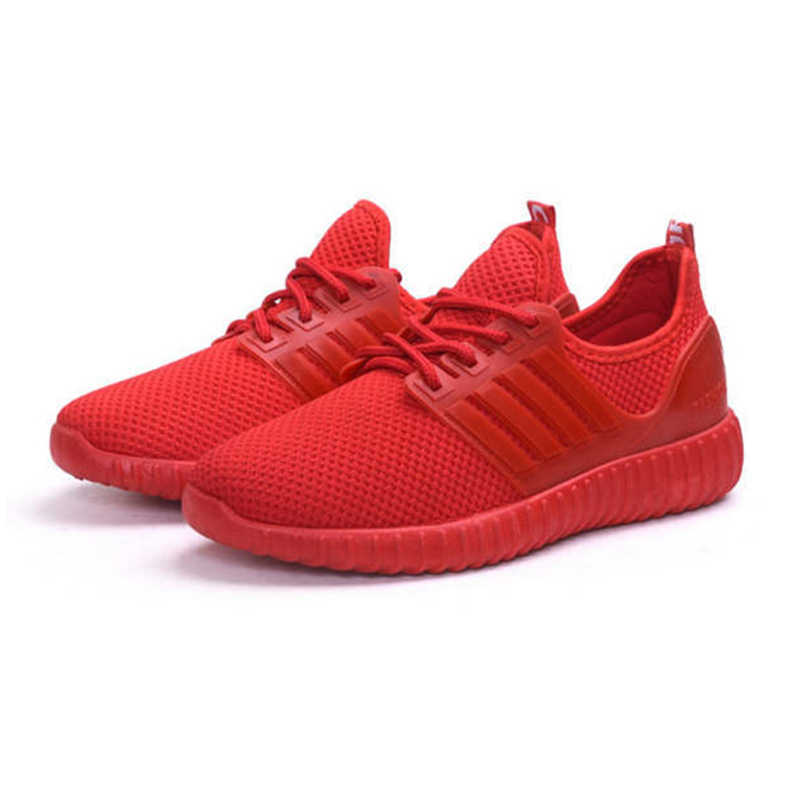 Zomer Vrouwen Mesh Schoenen Lace-up Ademende Loafers Lopen Fitness Meisje Casual Sneakers FC55