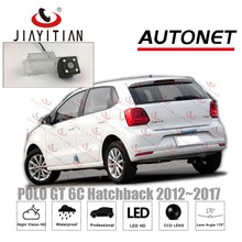 JiaYiTian rear camera For VW POLO GT POLO Hatchback 6C 2012~2017 CCD Night Vision Reverse Backup Parking camera license plate