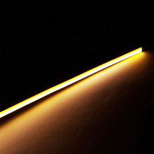 10pcs 300x6MM 14W COB Strip LED Lights DC 12V Chip On Board Bar Lighting Source Car Indoor Outdoor Lamps 30CM 1000LM LED Bulb