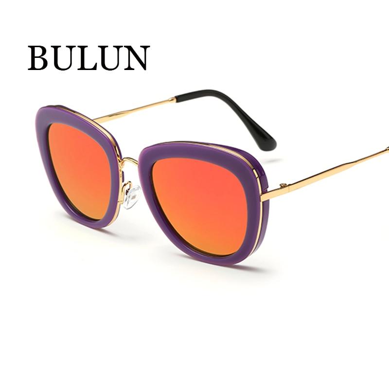 BULUN Borboleta Óculos De Sol Das Mulheres Da Moda de Alta Qualidade  Revestimento Ao Ar Livre Espelho de Condução Óculos de Sol Feminino Oculos  de sol ... 22170a3a7e