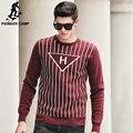 Pioneer Camp Свитер мужчин Осень зима 2017 Новый Модный бренд одежды высокого качества мужской Вязаный Свитер И Пуловеры 611218