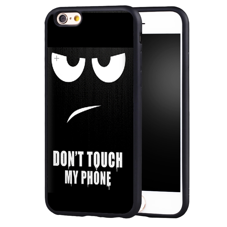 Ultramoderne Don't touch my phone case cover for Samsung Galaxy s4 s5 s6 S7 HB-74