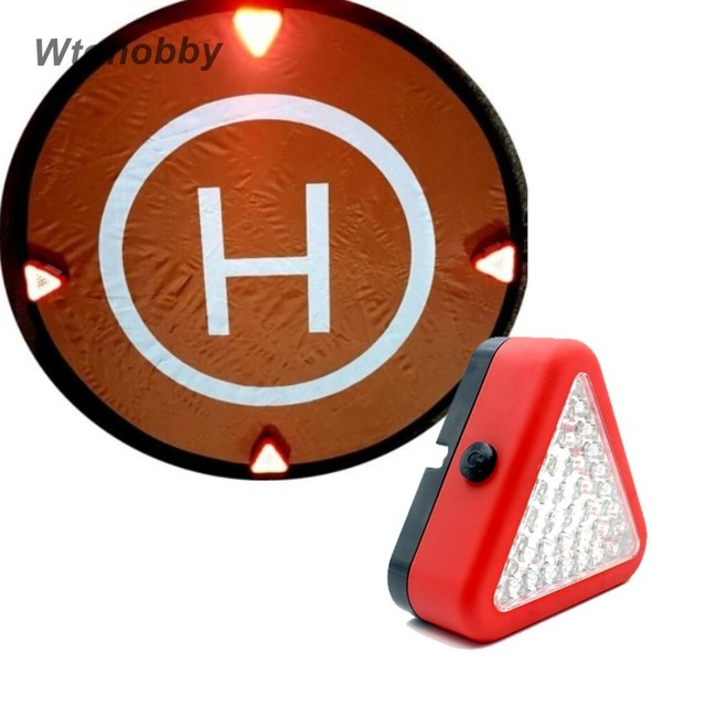 1Pc Parking Apron Light Landing Helipad Pad Led Lights for RC Quadcopter