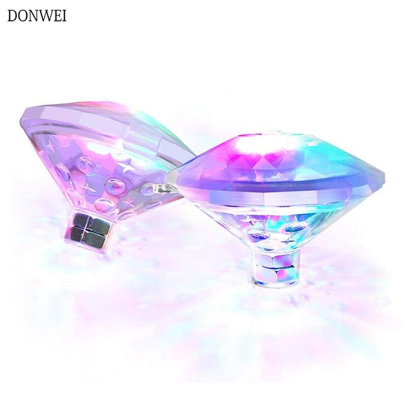 1 Stücke Wasserdichte Led Glowing Unterwasser Badewanne Lampe Blinkende Led Schwimmbad Licht Schwimm Led Pool Disco Party Decor Licht Ein GefüHl Der Leichtigkeit Und Energie Erzeugen
